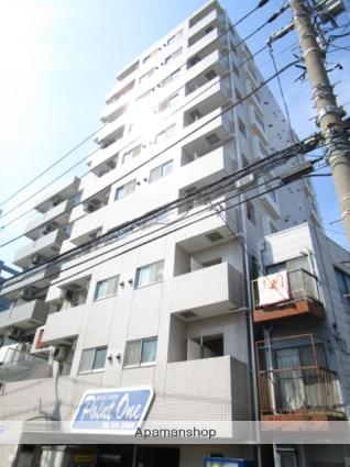 神奈川県横浜市西区、戸部駅徒歩9分の築24年 10階建の賃貸マンション