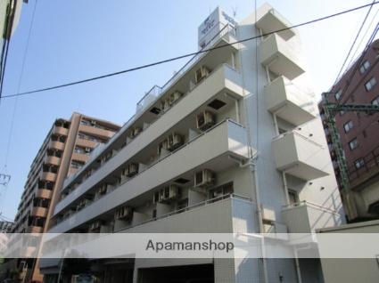 神奈川県横浜市西区、横浜駅徒歩12分の築29年 9階建の賃貸マンション
