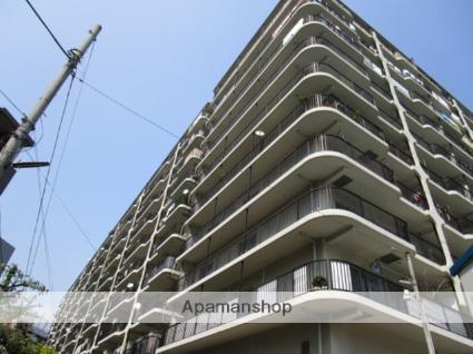 神奈川県横浜市西区、横浜駅徒歩5分の築37年 10階建の賃貸マンション