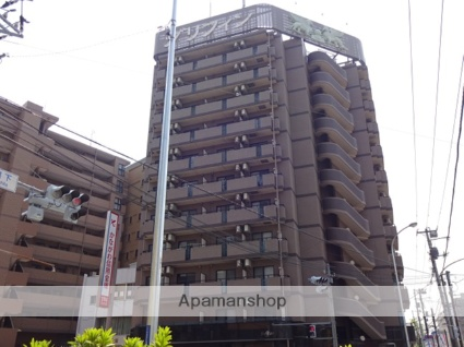 神奈川県横浜市西区、横浜駅徒歩10分の築14年 11階建の賃貸マンション