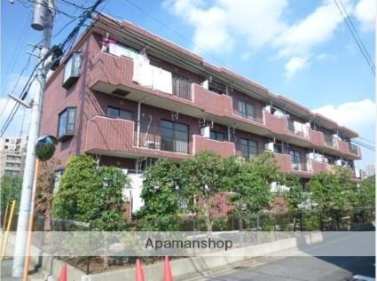 神奈川県川崎市中原区、武蔵中原駅徒歩22分の築24年 3階建の賃貸マンション