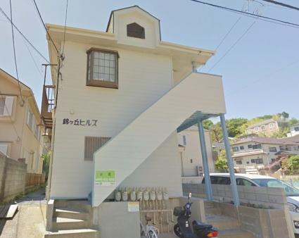 神奈川県横浜市港北区、新横浜駅徒歩19分の築26年 2階建の賃貸アパート