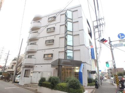 神奈川県川崎市中原区、武蔵小杉駅徒歩28分の築24年 5階建の賃貸マンション
