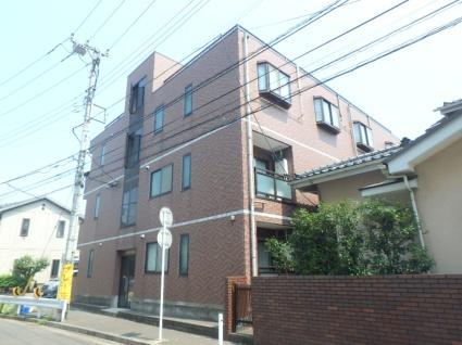 神奈川県川崎市中原区、平間駅徒歩15分の築19年 3階建の賃貸マンション