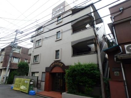 神奈川県川崎市中原区、新川崎駅徒歩22分の築27年 4階建の賃貸マンション