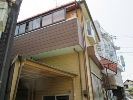 神奈川県横浜市港北区、綱島駅徒歩10分の築25年 2階建の賃貸アパート