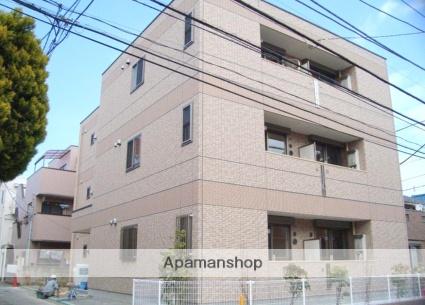 神奈川県川崎市中原区、武蔵小杉駅徒歩25分の築2年 3階建の賃貸マンション
