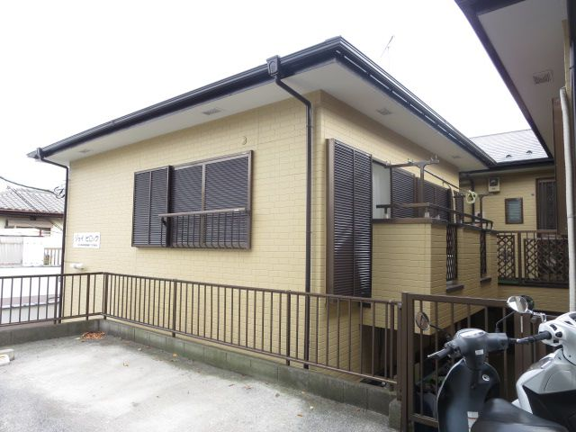 神奈川県横浜市港北区、菊名駅徒歩8分の築26年 2階建の賃貸アパート