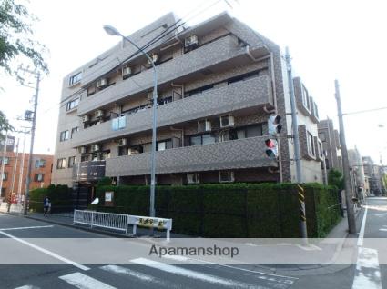 神奈川県横浜市港北区、新川崎駅徒歩19分の築23年 7階建の賃貸マンション
