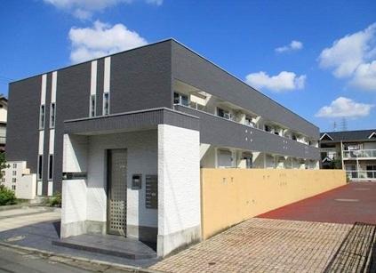神奈川県横浜市港北区、新横浜駅徒歩26分の築7年 2階建の賃貸アパート