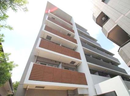 神奈川県横浜市港北区、大倉山駅徒歩13分の築9年 6階建の賃貸マンション