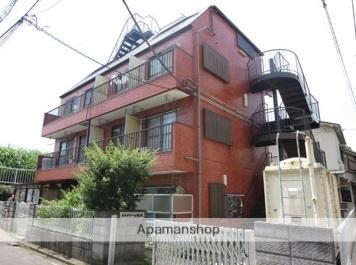 神奈川県横浜市港北区、綱島駅徒歩9分の築28年 3階建の賃貸マンション