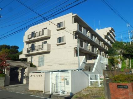 神奈川県横浜市港北区、日吉駅徒歩14分の築25年 7階建の賃貸マンション