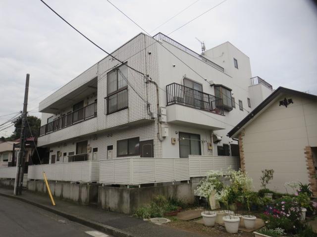 神奈川県横浜市港北区、菊名駅徒歩4分の築30年 2階建の賃貸マンション