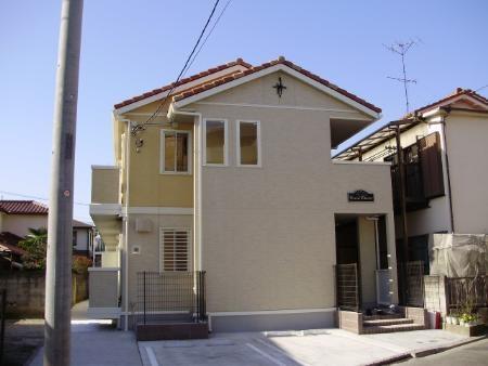 神奈川県川崎市中原区、元住吉駅徒歩15分の築6年 2階建の賃貸アパート