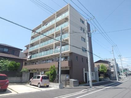神奈川県横浜市港北区、綱島駅徒歩28分の築7年 6階建の賃貸マンション
