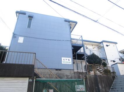 神奈川県横浜市神奈川区、白楽駅徒歩11分の築29年 2階建の賃貸アパート