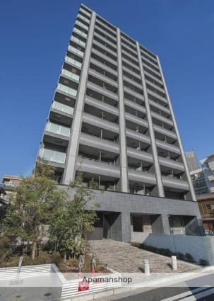 神奈川県川崎市幸区、川崎駅徒歩8分の築2年 14階建の賃貸マンション