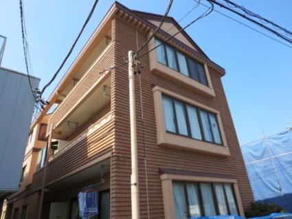 神奈川県横浜市港北区、菊名駅徒歩20分の築33年 4階建の賃貸マンション