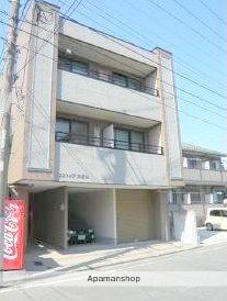 神奈川県横浜市港北区、綱島駅徒歩12分の築15年 3階建の賃貸マンション