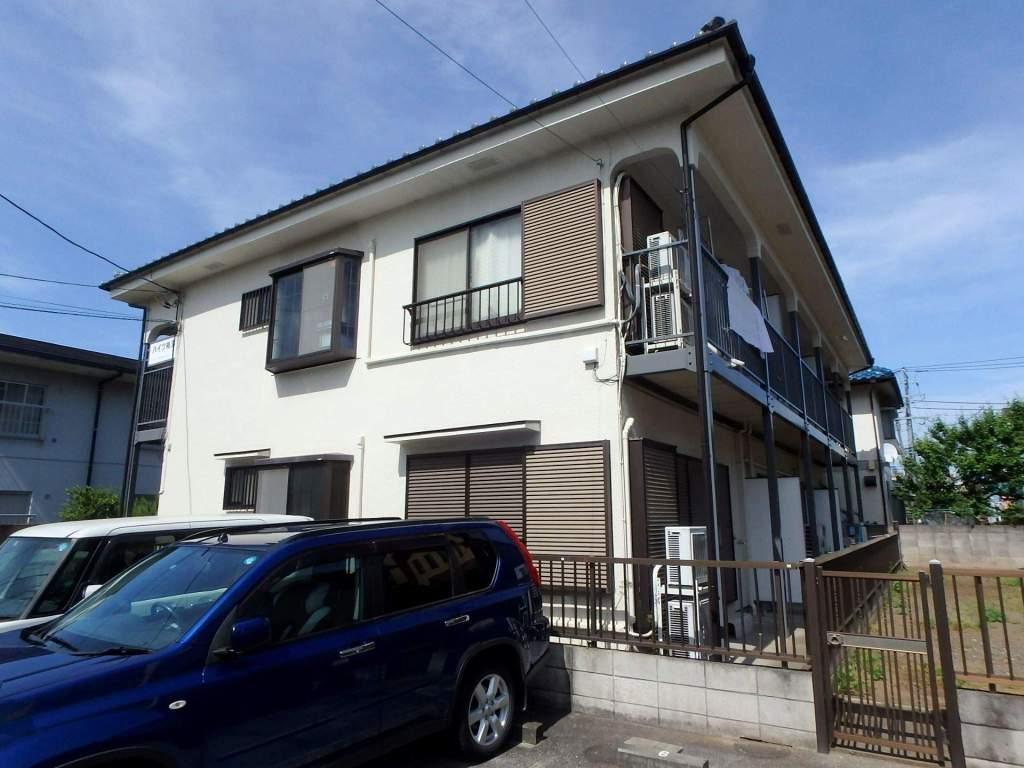 神奈川県横浜市港北区、元住吉駅徒歩20分の築24年 2階建の賃貸アパート