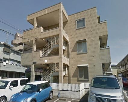 神奈川県横浜市港北区、日吉駅徒歩22分の築29年 3階建の賃貸マンション