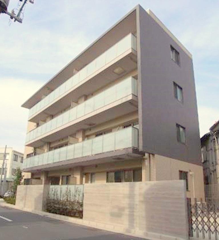 神奈川県横浜市港北区、日吉駅徒歩22分の築1年 4階建の賃貸マンション