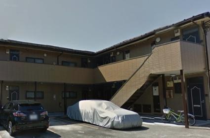 神奈川県川崎市中原区、平間駅徒歩10分の築16年 2階建の賃貸アパート