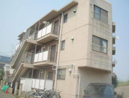 神奈川県横浜市港北区、綱島駅徒歩19分の築16年 3階建の賃貸マンション