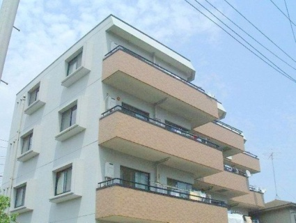 神奈川県横浜市港北区、綱島駅徒歩15分の築18年 4階建の賃貸マンション