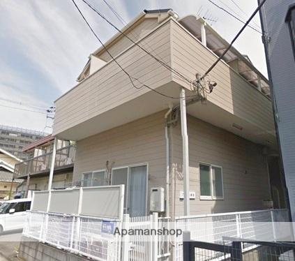 神奈川県横浜市港北区、綱島駅徒歩9分の築24年 2階建の賃貸アパート