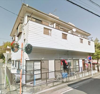 神奈川県横浜市鶴見区、新横浜駅徒歩29分の築29年 2階建の賃貸アパート