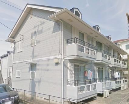 神奈川県横浜市港北区、元住吉駅徒歩23分の築26年 2階建の賃貸アパート