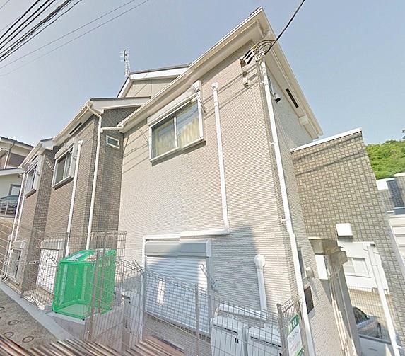 神奈川県横浜市港北区、日吉駅徒歩27分の築1年 2階建の賃貸アパート