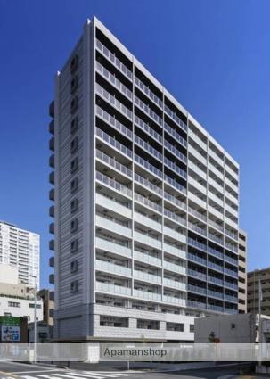 神奈川県川崎市幸区、尻手駅徒歩14分の新築 15階建の賃貸マンション