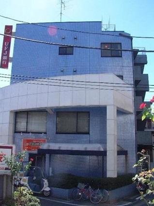 神奈川県横浜市港北区、日吉駅徒歩4分の築26年 4階建の賃貸マンション