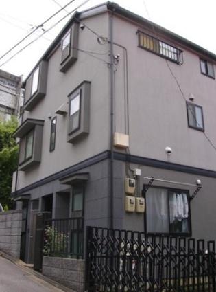 神奈川県横浜市港北区、菊名駅徒歩22分の築14年 3階建の賃貸アパート