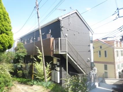神奈川県横浜市鶴見区、菊名駅徒歩10分の新築 2階建の賃貸アパート