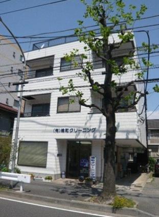 神奈川県横浜市港北区、菊名駅徒歩30分の築23年 3階建の賃貸マンション