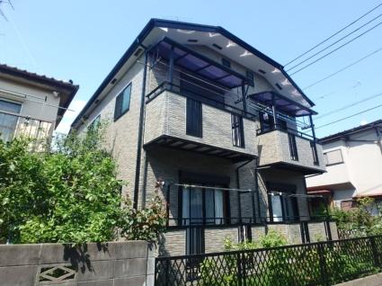 神奈川県横浜市港北区、綱島駅徒歩9分の築15年 2階建の賃貸アパート
