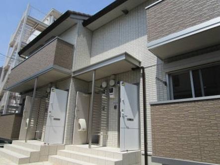 神奈川県川崎市中原区、平間駅徒歩19分の築3年 2階建の賃貸アパート