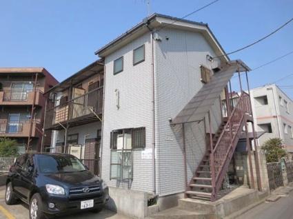 神奈川県横浜市港北区、新横浜駅徒歩20分の築17年 2階建の賃貸アパート
