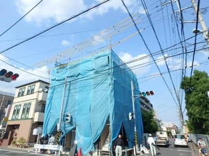 神奈川県川崎市中原区、武蔵中原駅徒歩20分の新築 3階建の賃貸アパート