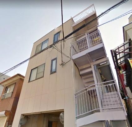 神奈川県川崎市中原区、武蔵小杉駅徒歩13分の築33年 3階建の賃貸マンション