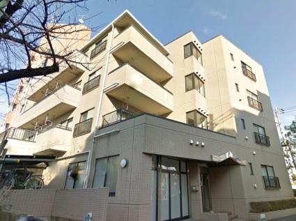 神奈川県川崎市中原区、向河原駅徒歩20分の築24年 4階建の賃貸マンション