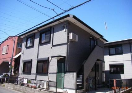 神奈川県横浜市港北区、綱島駅徒歩15分の築13年 2階建の賃貸アパート