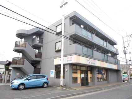 神奈川県横浜市港北区、菊名駅徒歩35分の築19年 3階建の賃貸マンション