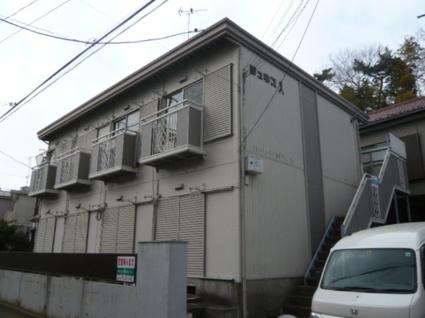 神奈川県横浜市神奈川区、大口駅徒歩15分の築29年 2階建の賃貸アパート