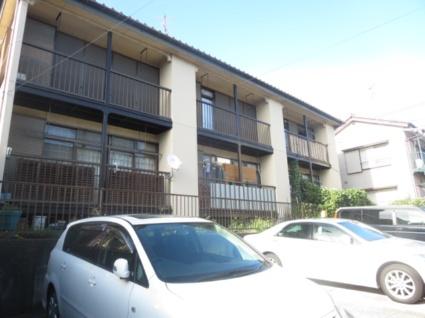 神奈川県横浜市鶴見区、大口駅徒歩30分の築22年 2階建の賃貸アパート
