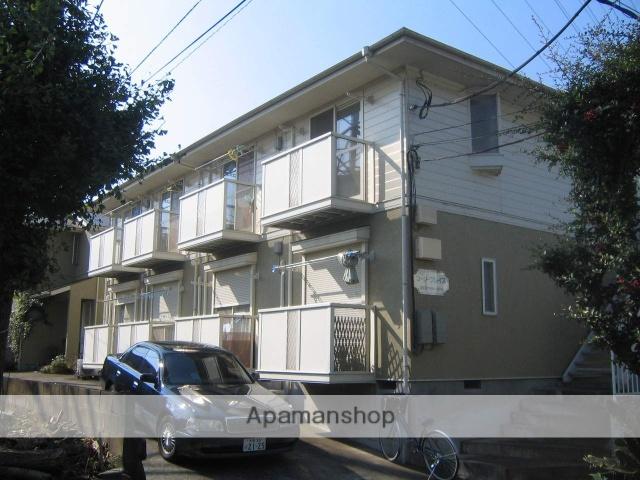 神奈川県相模原市南区、古淵駅徒歩5分の築26年 2階建の賃貸アパート